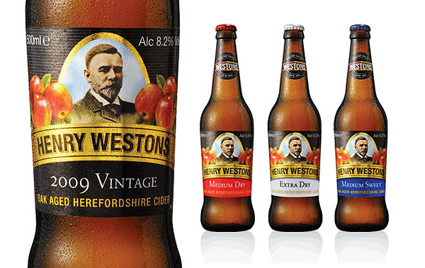 Henry Westons Range