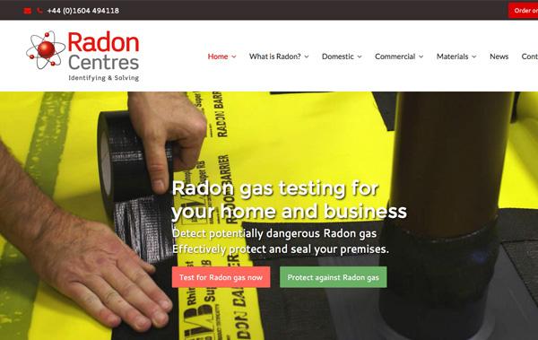 Radon Centres